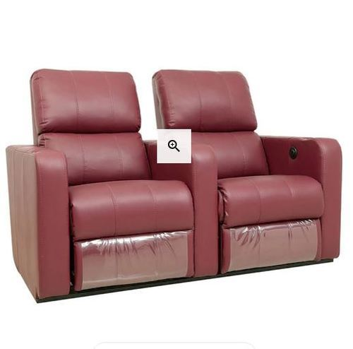 Home Theater Two Seater Automatic Recliner