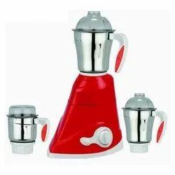Plastic Electric Domestic Mixer Grinder, Capacity: 3 Jars