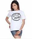 Litians Inside White Girls T Shirt