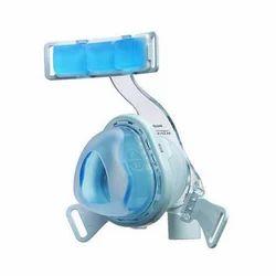 True Blue Gel Nasal Mask With Headgear