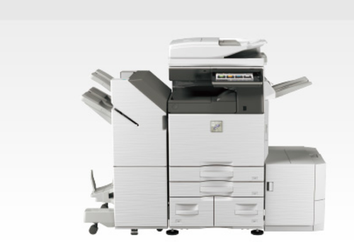 Sharp Colored Laser Multifunction Printer