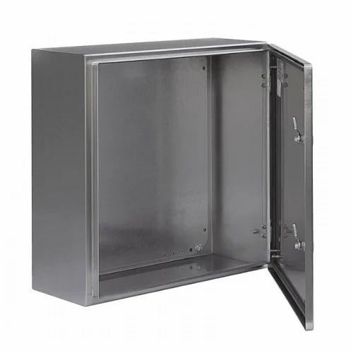 Sheet Metal Enclosures - Stainless steel IP65 Rating panel