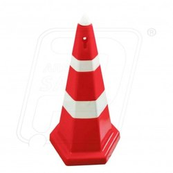Hexa Cone 750MM Rubber Base