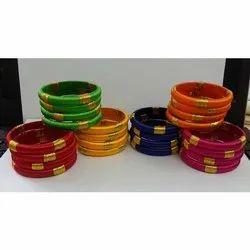Indian Silk Bangles