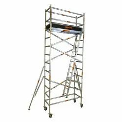 Aluminium Single Width Scaffolding Tower Ladder