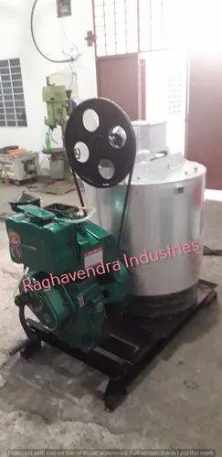 Thermoplastic Pre Heater Boiler