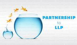 Conversion From Parnership To LLP