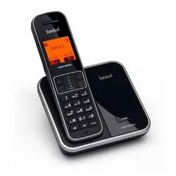 Black 1 X81 Beetel Cordless Phones