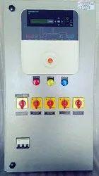 25 HP RO control panel
