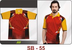 SB-55 Polyester T-Shirts