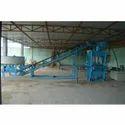 Trang Solid Semi Automatic Fly Ash Bricks Making Machine