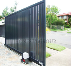 Slide Gate Mild Steel