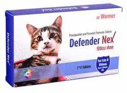 Defender NEX - Dewormer for Cats