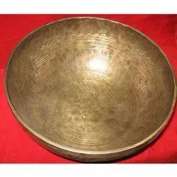 Tibetan Hand Engraving Bowl