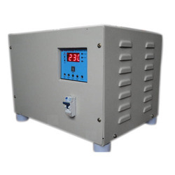 Aluminium Digital Voltage Stabilizer