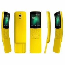 8110 Mobile Curved Glass 2.4 inch, Model Name/Number: 8110 banana