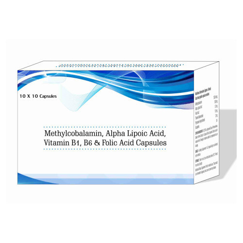 Methylcobalamin Capsules, Packaging Type: Box