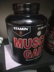 Stamina Muscle Gain