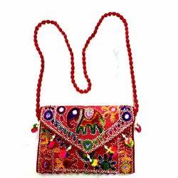 Embroidered Stylish Handicraft Bag