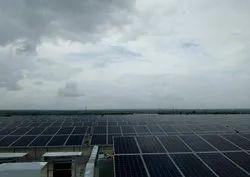Rooftop Solar PV Plant EPC Services - Captive Model