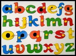 Abc Lowercase Puzzle