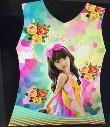 girls top Digital Printing Service