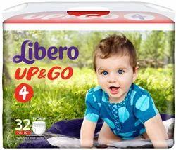 Libero Up And Go Size 6