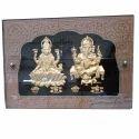 Laxmi Ganesh Big Frame