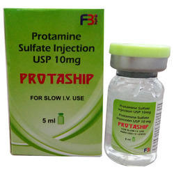 Protamine Sulphate Injection USP 10mg
