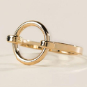 High Polished Simple Trendy Hot Fashionable Pretty Girls Lover Ring