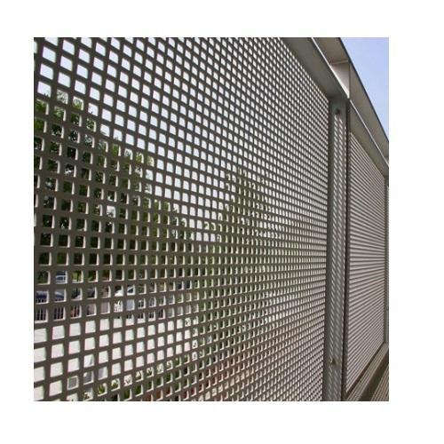 Square Hole Perforated Sheet For Industrial Rs 800