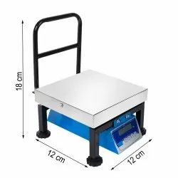 Weight Palace 12x12x18 cm Weighing Scale, For Laboratory