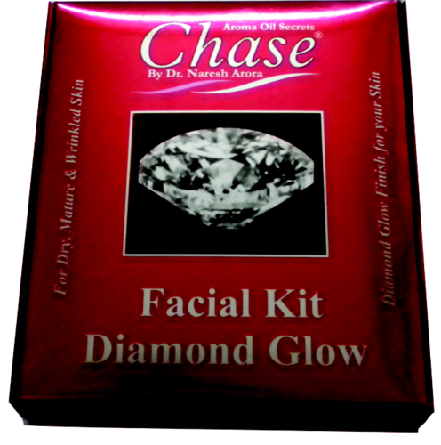CHASE DIAMOND FACIAL KIT, for Professional