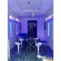 Showroom Interior Fabrication Service