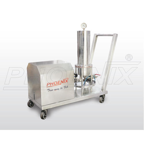 Perfume Filling System and Perfume Machine - Automatic