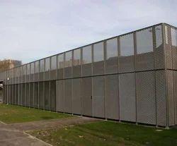 Expanded Mesh Walls & Panels