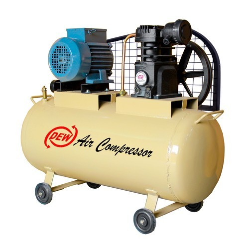 2 Hp 10 Hp 2 Hp Double Piston Air Compressor Rs 28000