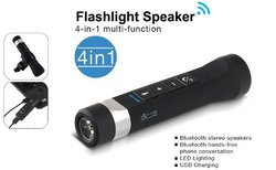4 In 1 Speaker Power Bank Fm Mp3 Light All In 1