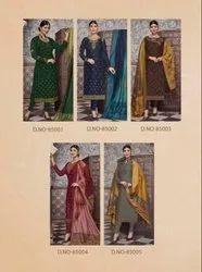 Latest Salwar Kameez Catalogs Collection at Textile Mall Wholesaler Exporter Surat