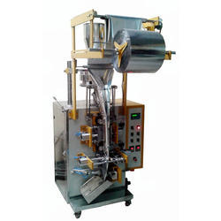 Fully Pneumatic Pouch Packing Machine