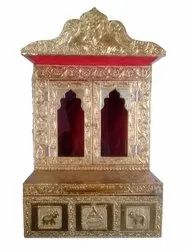 White Nd Yellow Wood Marble Temple, Rs 6500 /square feet