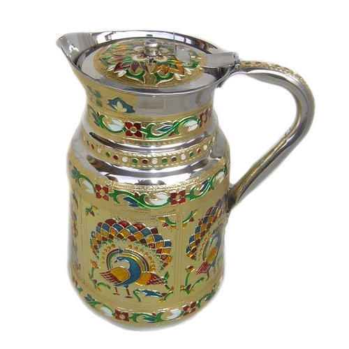 Decorative Water Jug At Rs 40 Piece Stainless Steel Jug ID Mesmerizing Decorative Water Pitcher