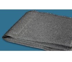 Fiber Glass Graphite Coated Blanket