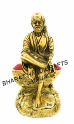 Golden Plated Sai Baba