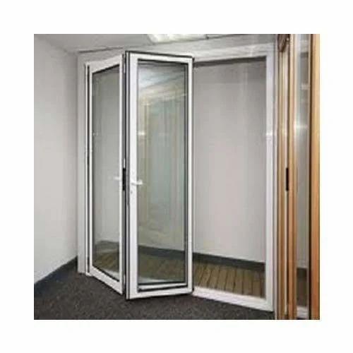 Fabricators of glass door bathroom shower panel by soni aluminium door fabrication planetlyrics Gallery