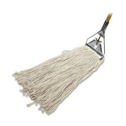 Cotton Wet Mop Set with Clamp
