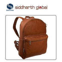 Brown Siddharth Travel Backpacks