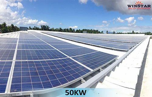 Solar Power Plant Off Grid Solar Plant Off Grid Solar Power Off Grid Solar Energy Plant Off Grid Power Plant Off Grid Power In Irugur Coimbatore M S Winstar Solar Industries