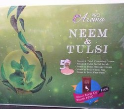 Neem & Tulsi Facial Kit 500 Gm