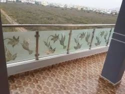 Design Glass Handrails